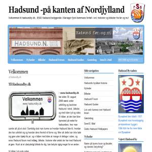 Hadsund - på kanten af nordjylland