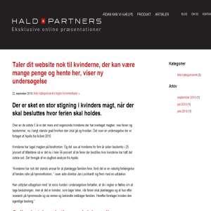 Hald & Partners