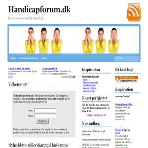 handicapforum.dk