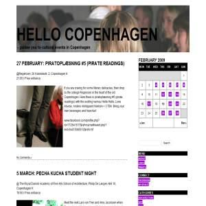 Hello Copenhagen