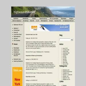 Bloggen på Highways-USA.com