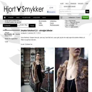 Hjort Smykker - Bloggen