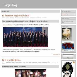 Hodjas Blog