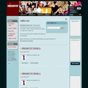 Højskole Weblogs