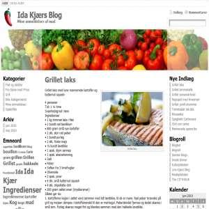 Ida Kjærs Blog