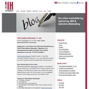 IIH Blog