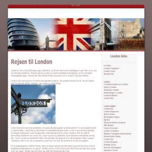 Besøg London - Europas førende storby