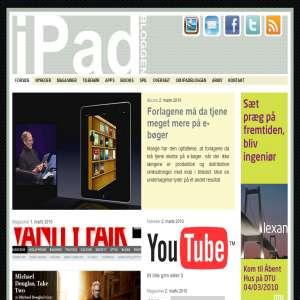 iPadBloggen