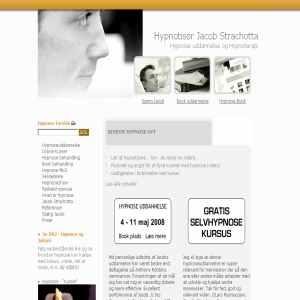 Hypnotisør Jacob Strachotta - Hypnose Uddannelse