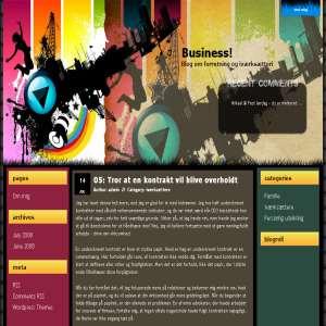 Business - forretning & iværksætteri