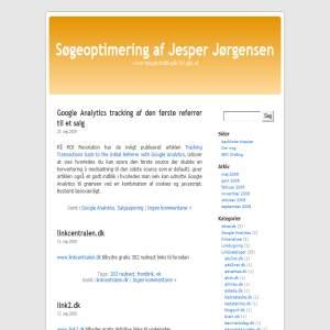 Søgemaskineoptimering og Webanalyse