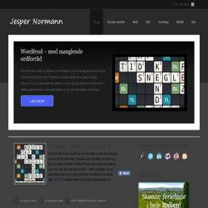 Jesper Normann - om sociale medier, forbrugerstof og hverdagsliv