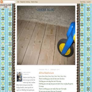 Joans Blog