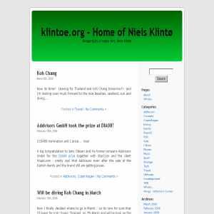 Klintoe.org
