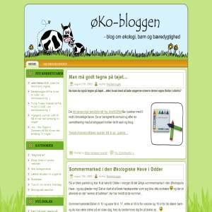Ko-bloggen - om økologi, børn og bæredygtighed