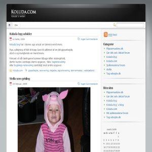 Koludas Blog
