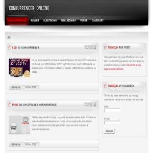Konkurrencer online