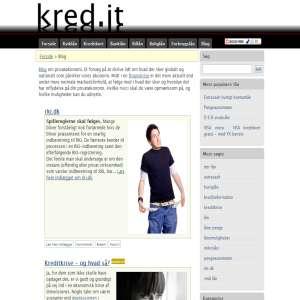 kred.it Bloggen