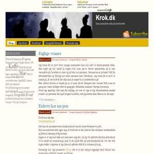 krok.dk - den næstsidste side på internettet