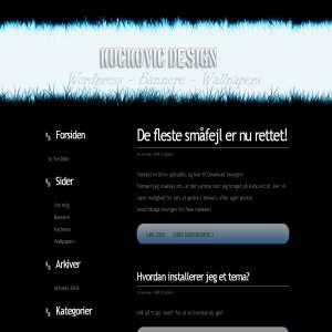 Kuckovic Design | WordPress Temaer | Bannere