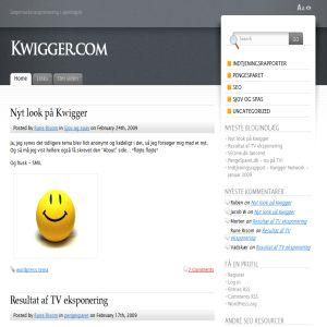Kwigger.com - når ord er guld værd