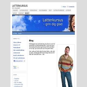 Latterkursus Blog
