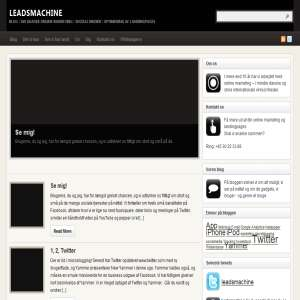 leadsmachine.dk