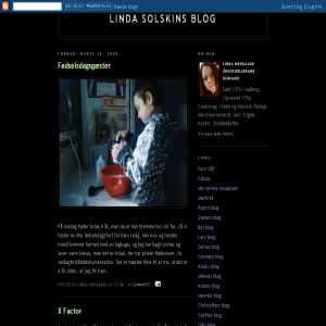 Linda Solskins Blog