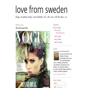 Love From Sweden