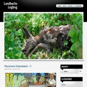 lundbechs logbog
