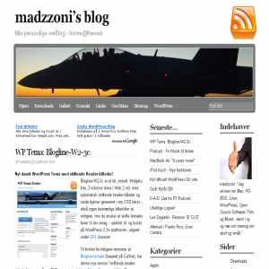Madzzonis blog