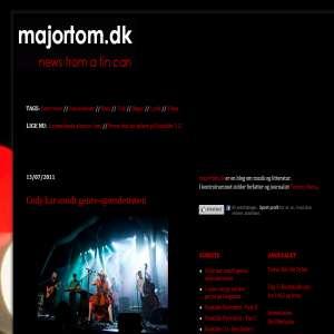 majortom.dk