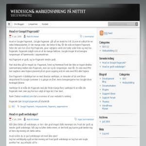 me-space.dk - Webdesign & Markedsføring på nettet!