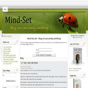 Mind-Set.dk - Blog om personlig udvikling