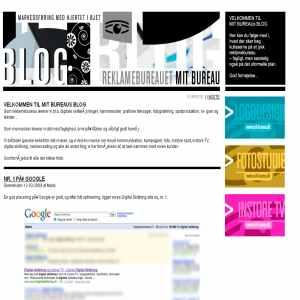 Reklamebureauet Mit Bureau - Blog