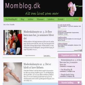 Momblog.dk