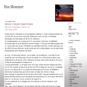 Ellen - Hos Mommer