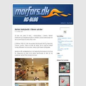 Morfars.dk Blog