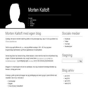Hvem er Morten Kaltoft