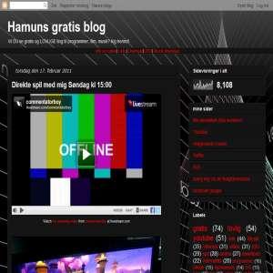 Hamuns internetguide