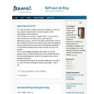 Myproject.dk - Projektledelse