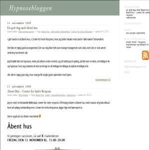 Hypnosebloggen