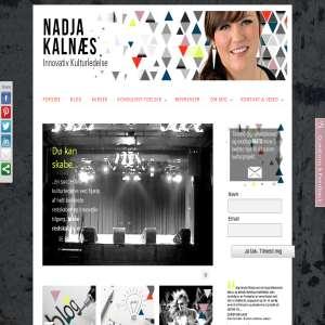 Nadja Kalnæs - Tanker, Tips & Indsigt