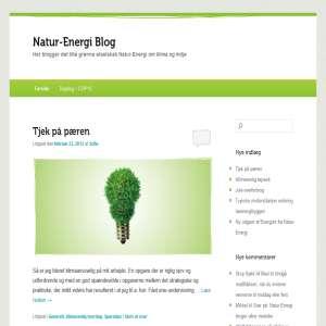Natur-Energi Blog