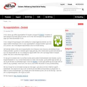 NETsite A/S Blog