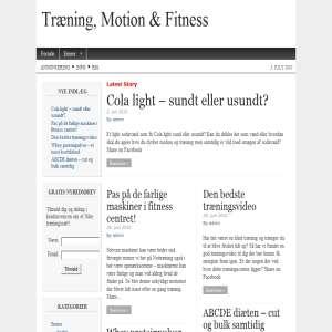 Net Træning Blog