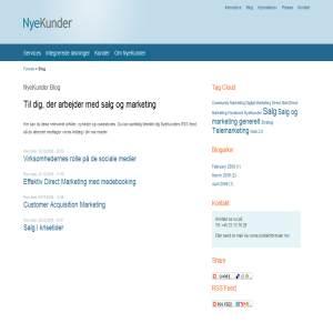 NyeKunder blog