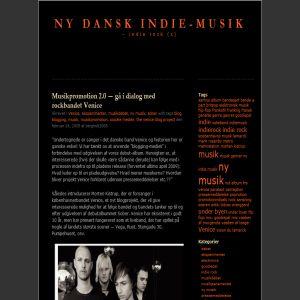 Ny dansk indie-musik