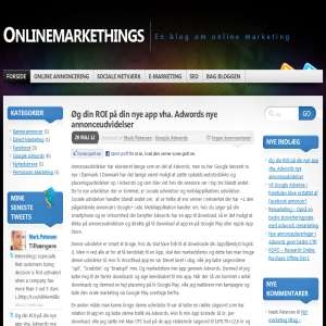 Onlinemarkethings