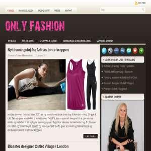 Modebloggen OnlyFashion.dk